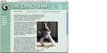 Internetseite: Tai Chi Chuan